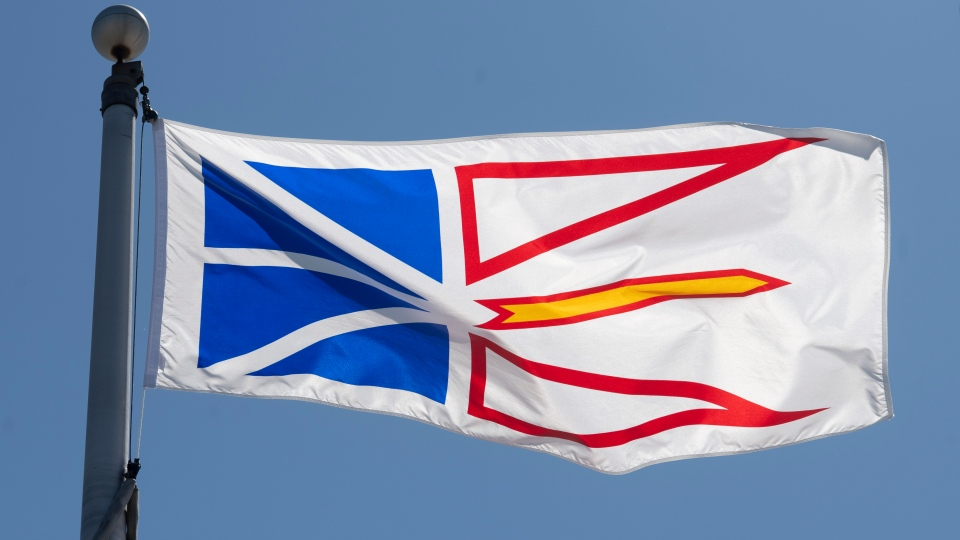 Newfoundland and Labrador flag