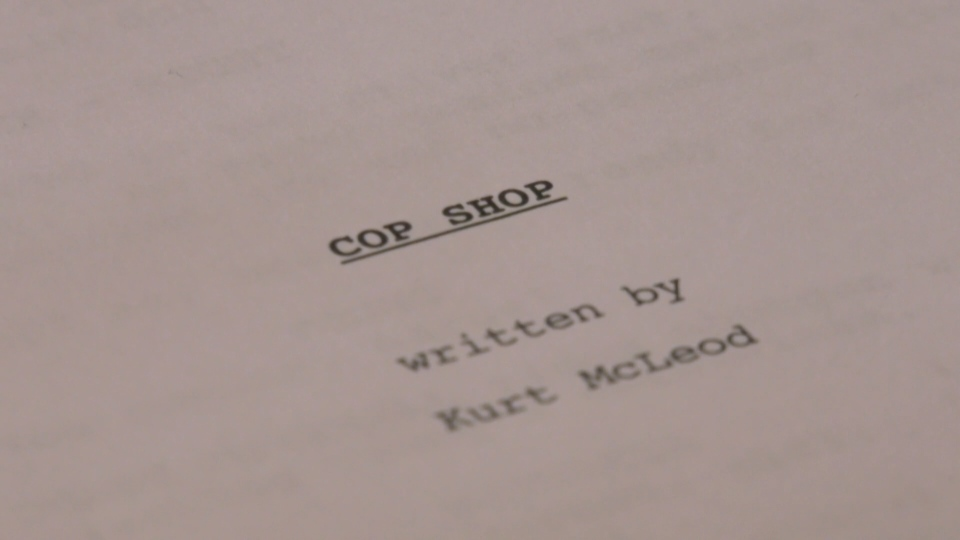 Kurt McLeod's screenplay