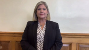 Horwath: Ontario needs cap on class sizes