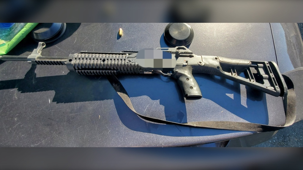 Vancouver firearm seized