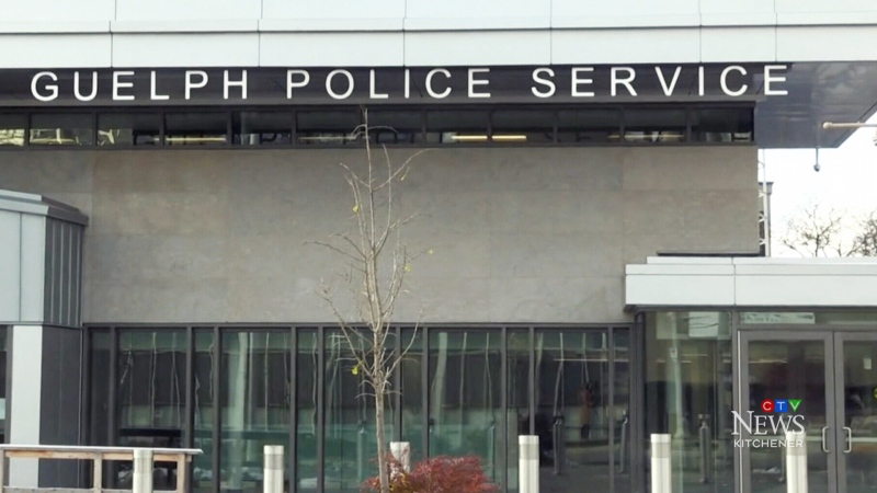 Guelph police answer questions on database access