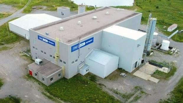 New cobalt refinery strikes deal with Sudbury mine
