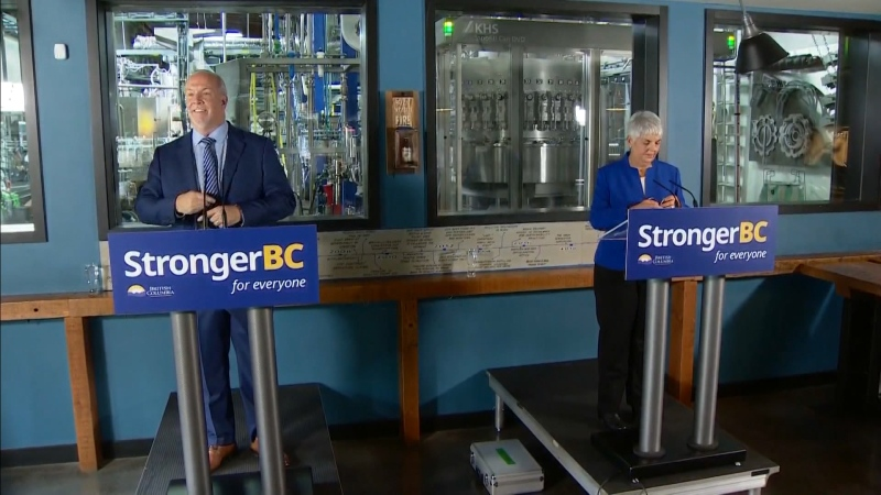 NDP unveils economic plan