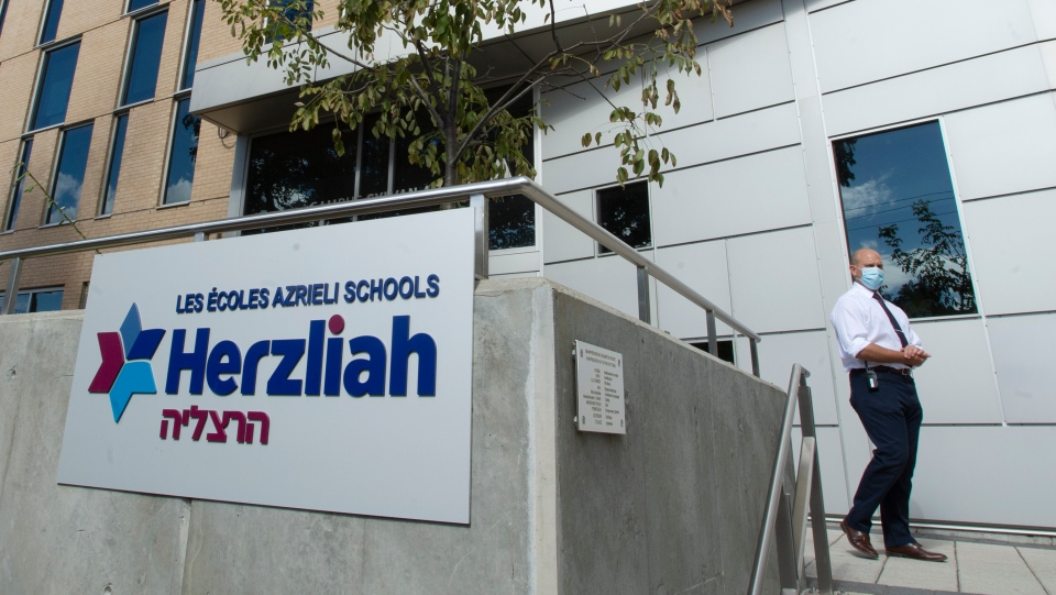 Herzliah High School