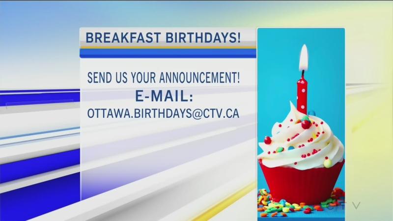 CTV Morning Live Birthdays Sep 18