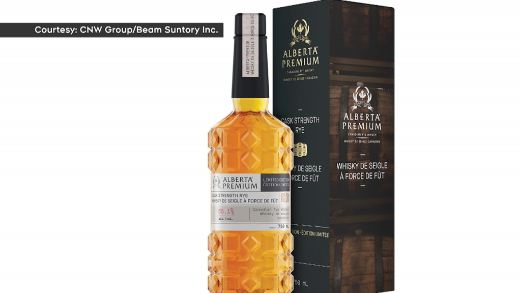 Alberta Premium Cask Strength Rye, World Whisky