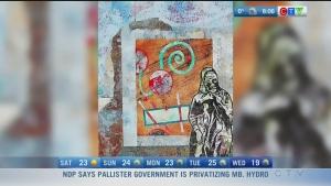 Rural Manitoba life inspires print maker's work