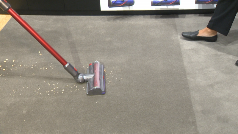 The new Dyson Demo Store in Chinook Centre allows you to try its unique products first hand.