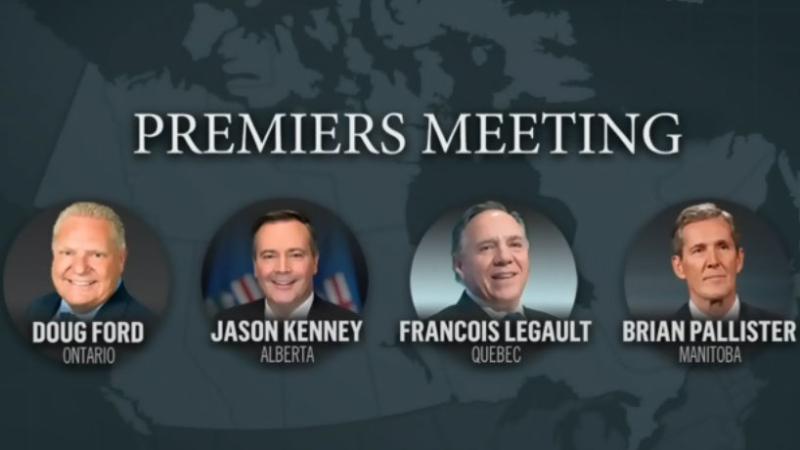 Premiers meeting in Ottawa