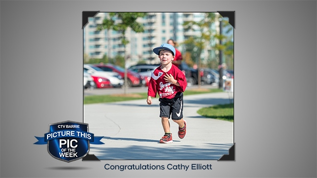 Pic of the Week: Past Terry Fox Run Photos