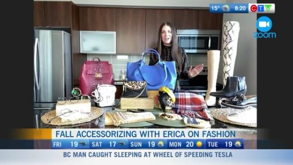 Accessorizing your fall wardrobe
