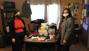 A Massey mother is turning her grief into a mission of mercy with help from her daughters. After losing her son, who struggled with drug addiction earlier this year, her family has decided to forego Christmas to help the Sudbury's less fortunate. (Ian Campbell/CTV News)