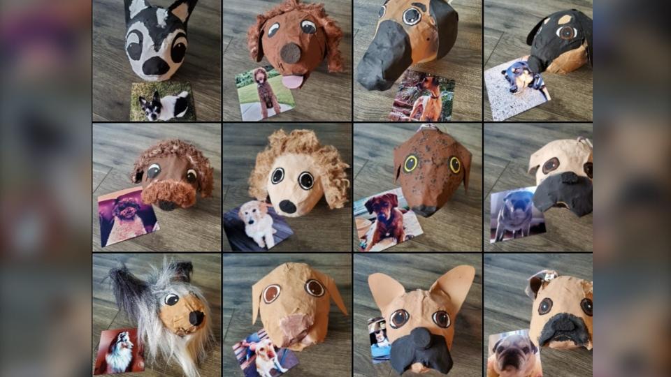 Pinata dogs