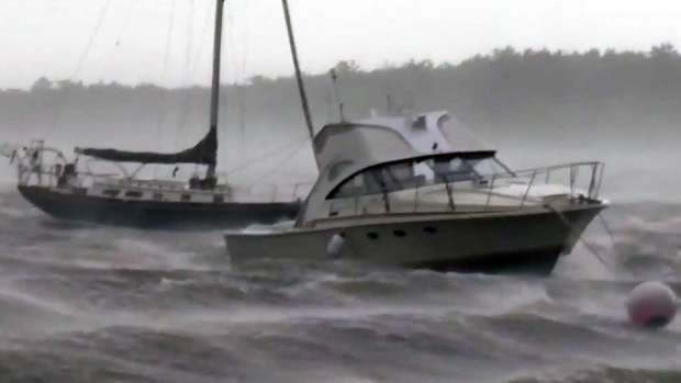 '2020 has definitely not been our friend': N.S. officials prepare for Hurricane Teddy