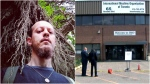 "Toronto police have charged 34-year-old Toronto resident Guilherme ""William"" Von Neutegem in the stabbing death of Mohamed-Aslim Zafis. (Facebook)"