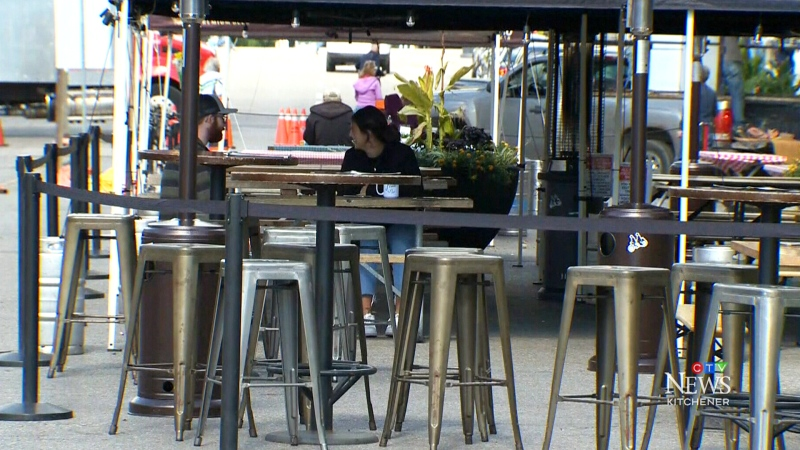 Guelph restaurants want longer patio season