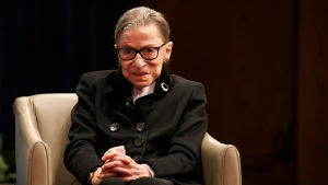 Supreme Court Justice Ruth Bader Ginsburg has died
