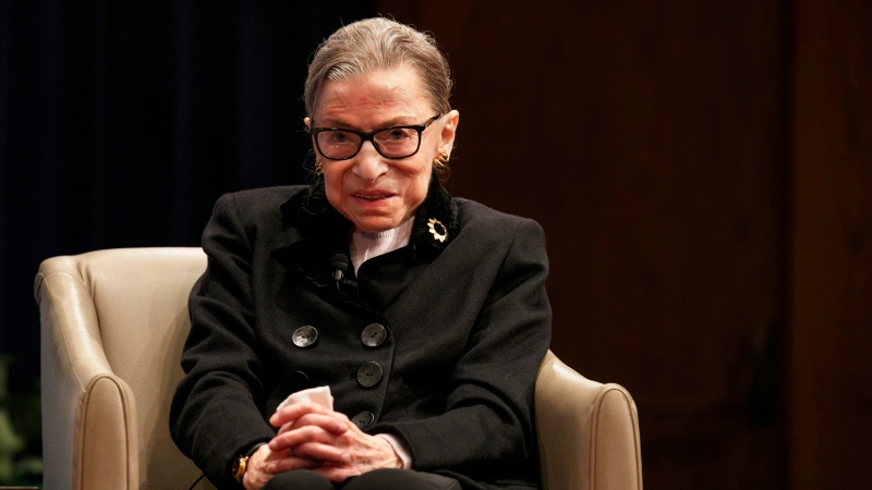 Trump pledges to replace Ruth Bader Ginsburg quickly