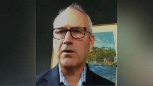 """We've always had trouble trying to recruit to New Brunswick,"" says Dr. Chris Goodyear, the president of the Medical Society of New Brunswick. ""That's why the medical society is advocating for a human resource strategy when it comes to the recruitment and retention of doctors and nurses and nurse practitioners."""