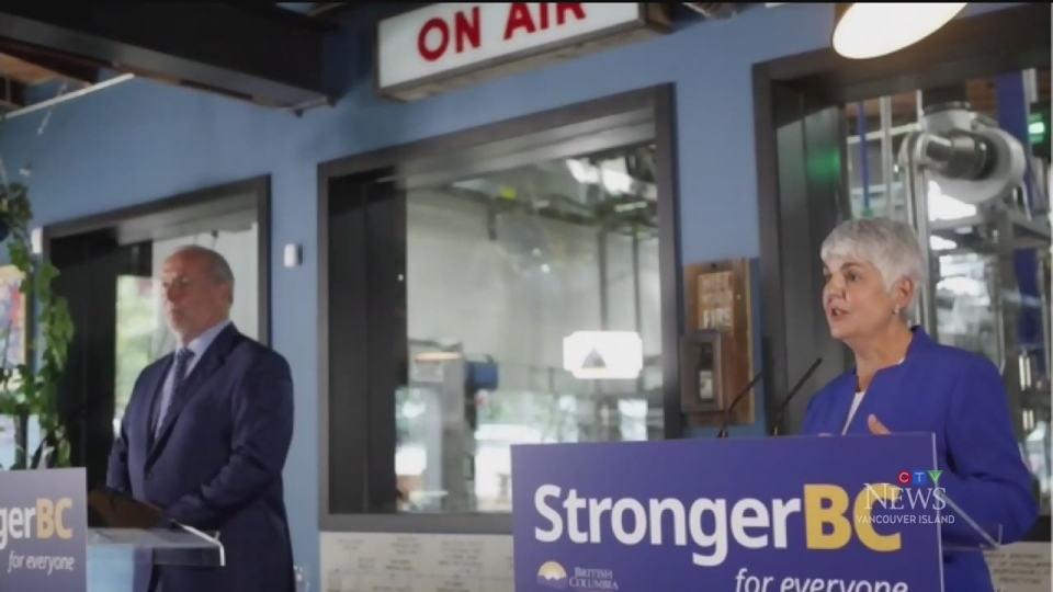 Signs of B.C. election now becoming overwhelming