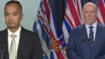 Horgan hasn't ruled out fall election