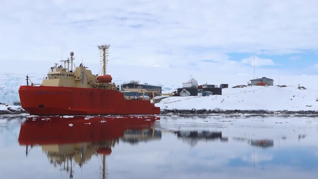A year of missing climate data: Researchers lament loss of Arctic research due to pandemic
