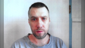 Alexandre Passechnikov, 35, was released in Calgary on Friday after serving a 13-month sentence for breaching court orders.