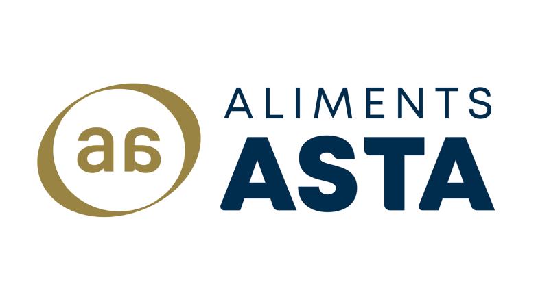 Aliments Asta logo. SOURCE: Facebook