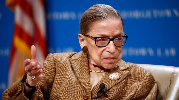 How Ginsburg's death could reshape the U.S. presidential campaign