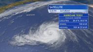 Hurricane Teddy update