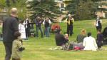 Community League Day in Edmonton on Sept. 19, 2020.