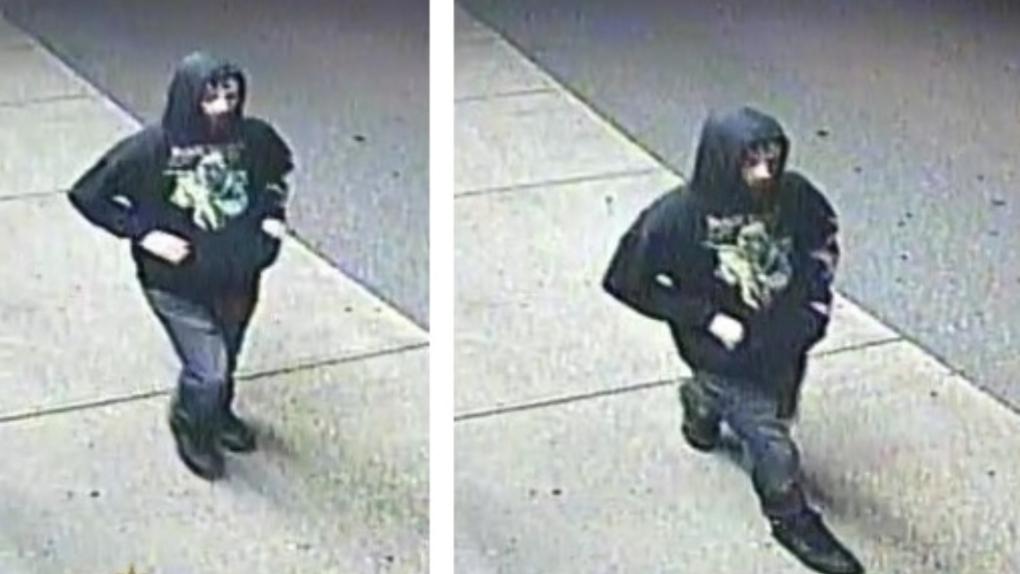 Comox Valley RCMP robbery suspect