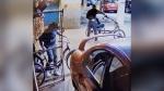 Ian Young and Ken Thomas' adaptive bikes