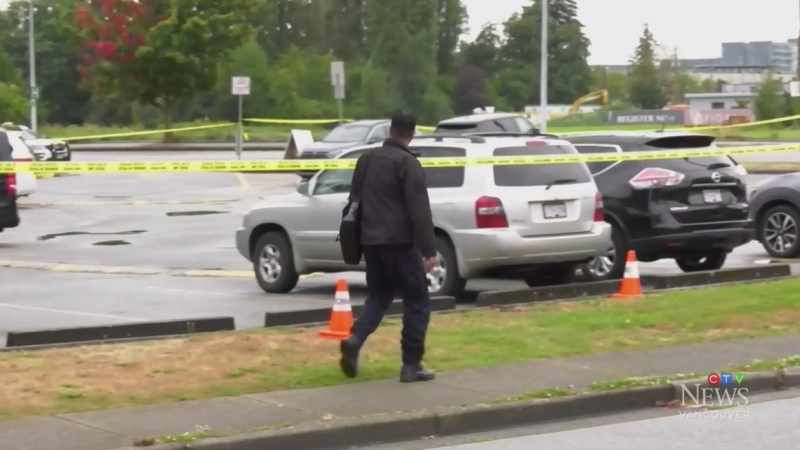 Alleged money-launderer shot in Richmond