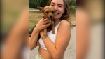 Tiny lost dog reunited with family