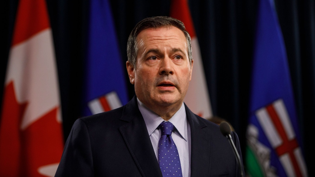 Alta. minister tests positive for COVID-19, Kenney tests negative