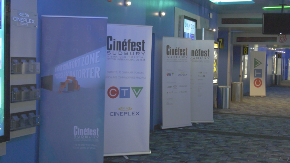 In theatre, shows are running every day as Cinefest officials and Silver City staff follow social distancing guidelines, while also allowing movie enthusiasts to view each film from home with the purchase of a virtual ticket. Sept.20/20 (Jaime McKee/CTV News Northern Ontario