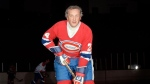 "The Montreal Canadiens announced Sunday that Stanley Cup-winning defenceman Albert ""Junior"" Langlois has died at 85. SOURCE: Montreal Canadiens"