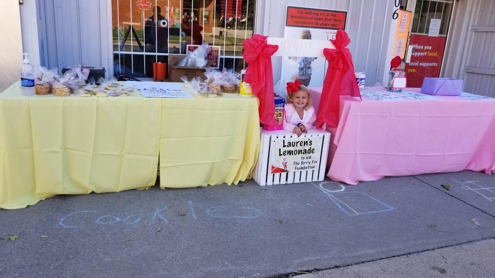 Lauren's Lemonade Stand
