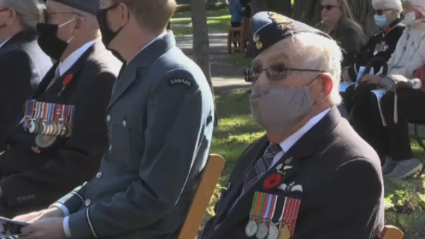 Saint Johners commemorate Battle of Britain's 80th anniversary amid pandemic