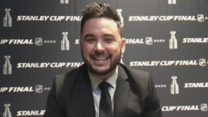 DJ shares how he preps for the Stanley Cup finals
