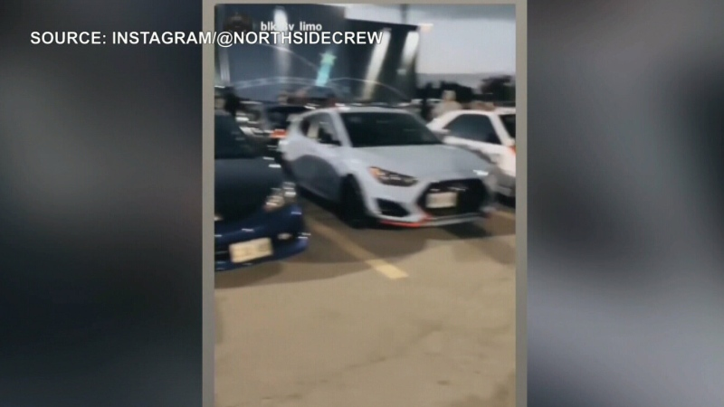 Charges possible in 'mega meeting' car gathering