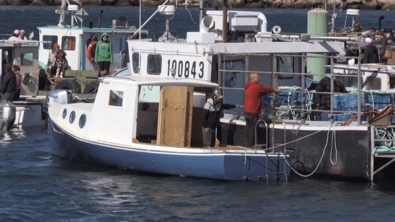 CTV National News: Lobster fishing rights