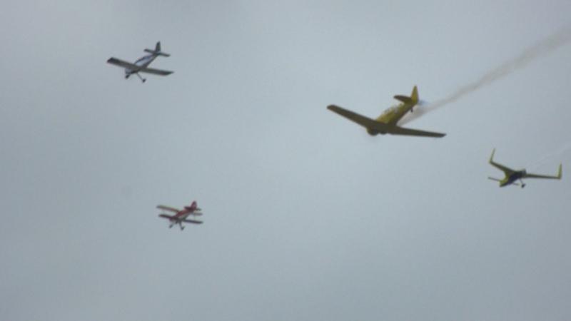 RCMF flyover