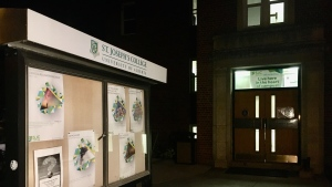 All five people from St. Joseph's College Men's Residence who tested positive for COVID-19 in September have recovered.