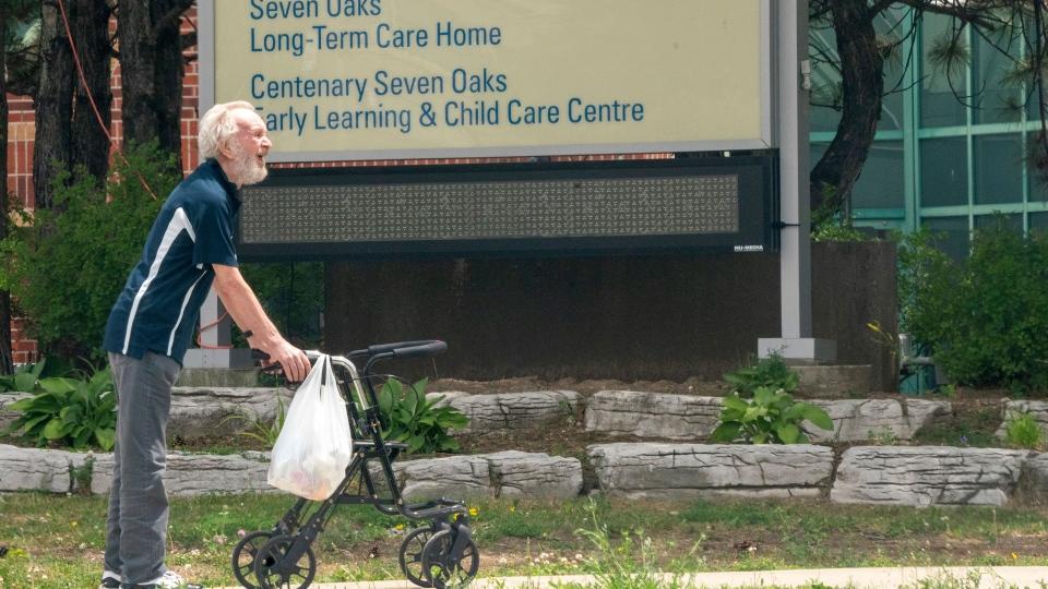 Long term care home