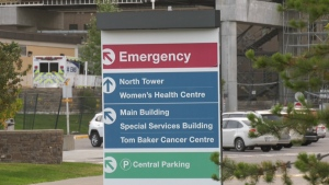 Alberta Health Services confirms that, as of Sept. 21, three units of the Foothills Medical Centre have COVID-19 outbreaks
