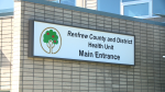 Renfrew County and District Health Unit RCDHU