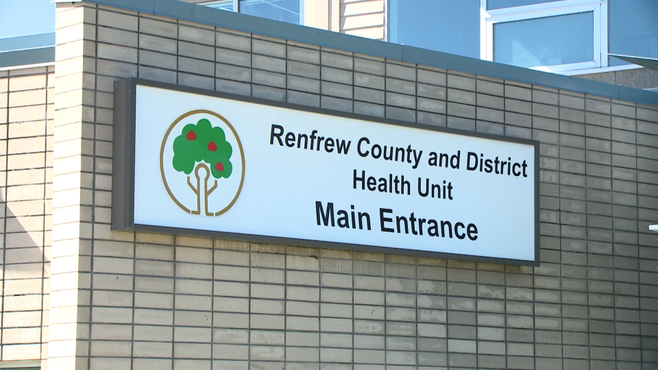Renfrew County and District Health Unit RCDHU