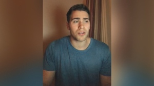 Artist goes viral by switching between accents whe